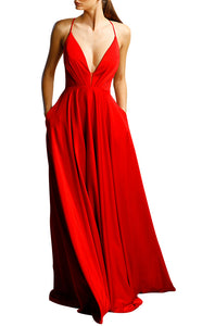 Jadore Chiara Red Dress