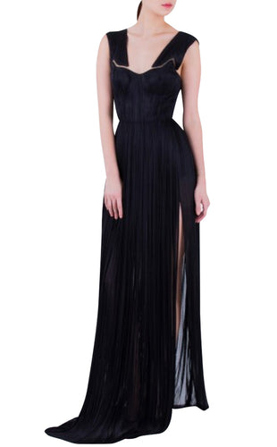 Maria Lucia Hohan Black Dress