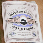Rosemary & Garlic Saucisson (approx. 70g)