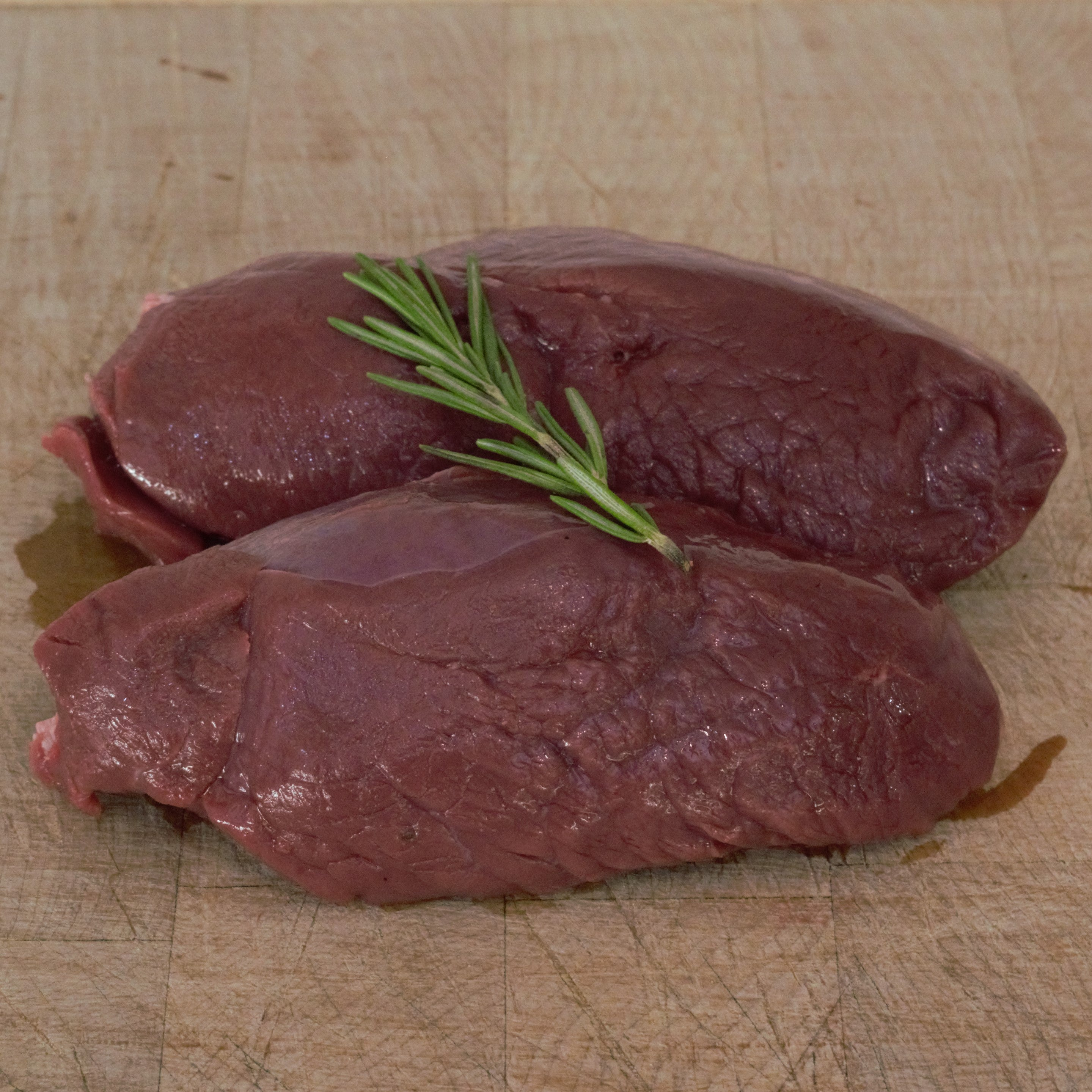 Venison Steaks 2 Pack (approx. 450g)