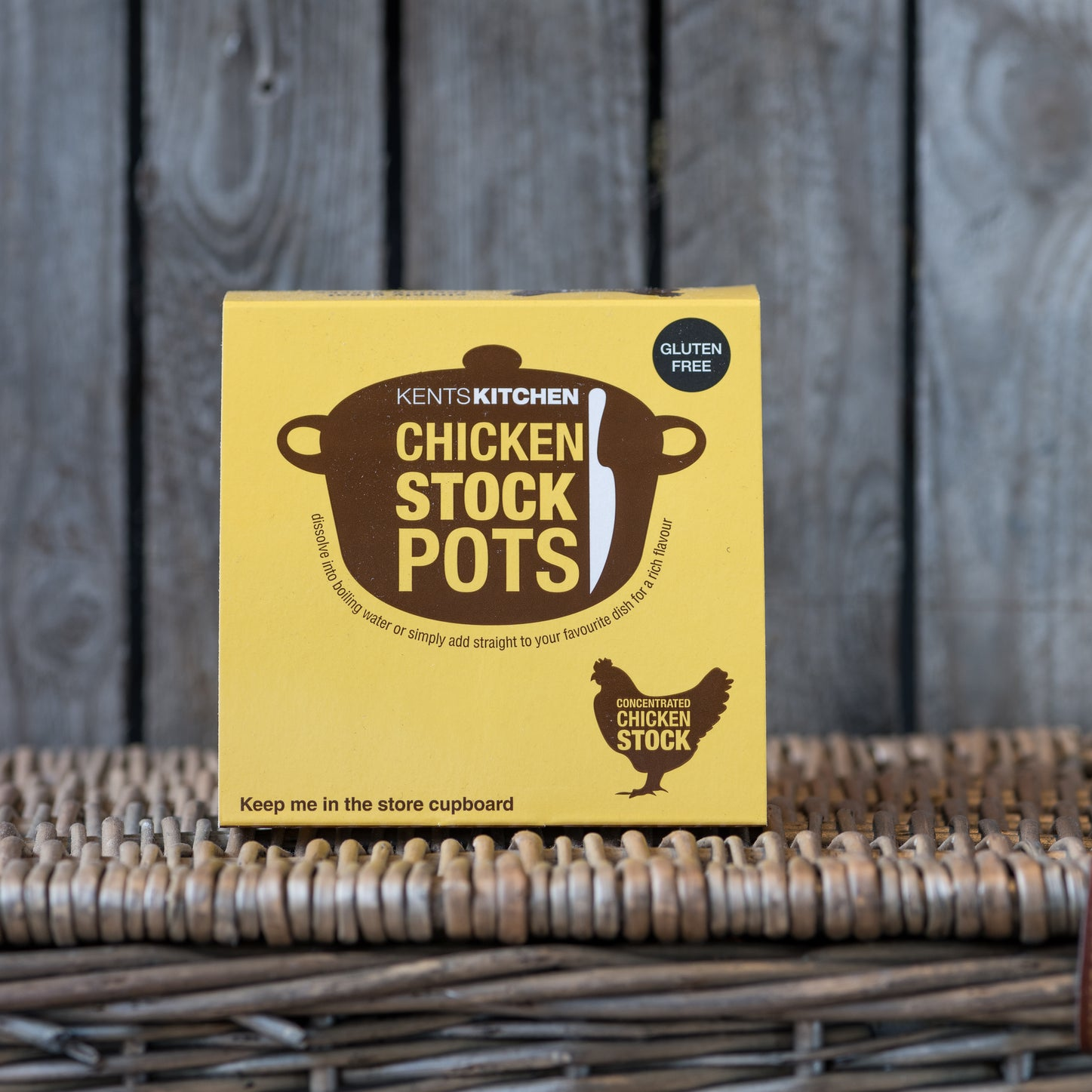 Chicken Stockpots