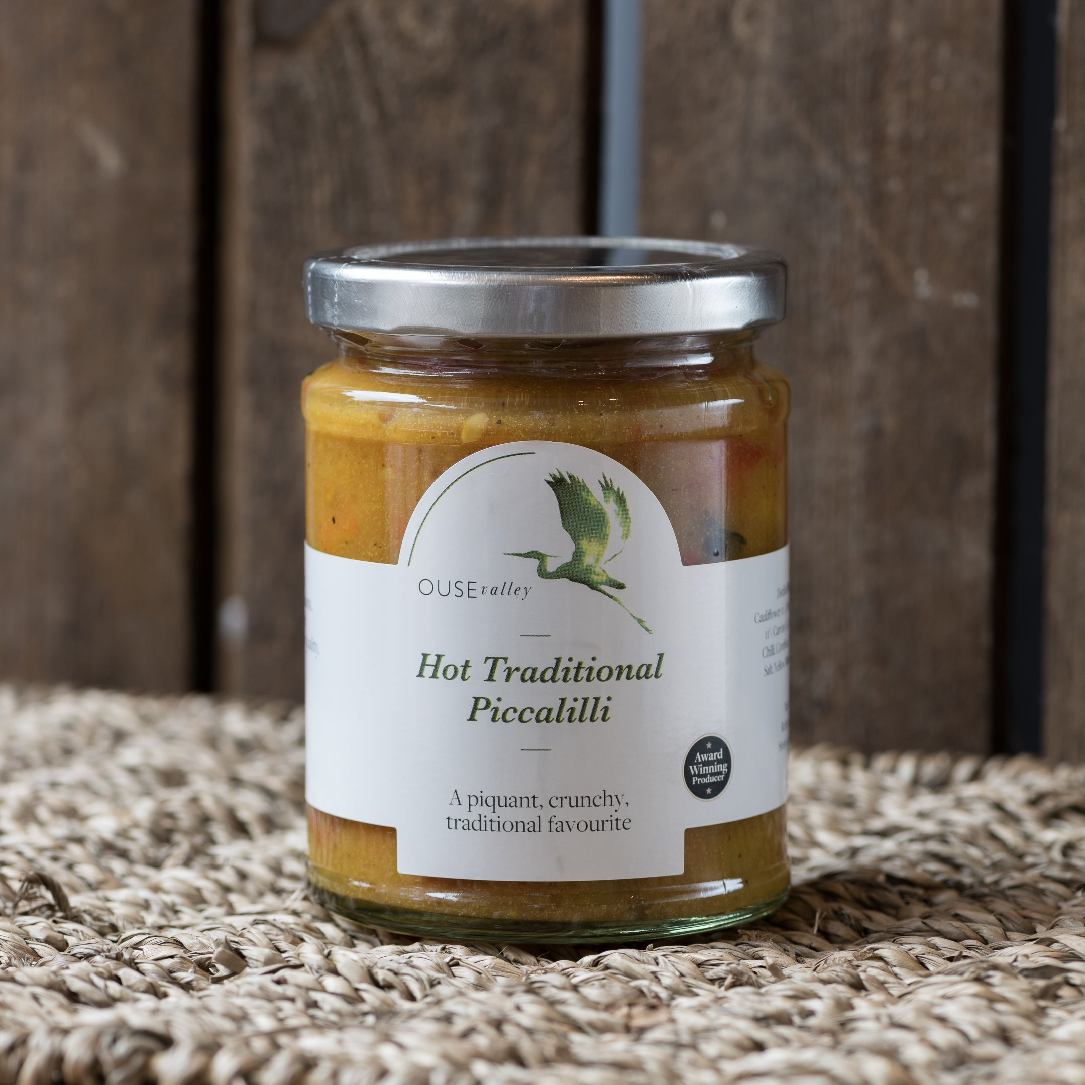 Piccalilli Hot Traditional 290g