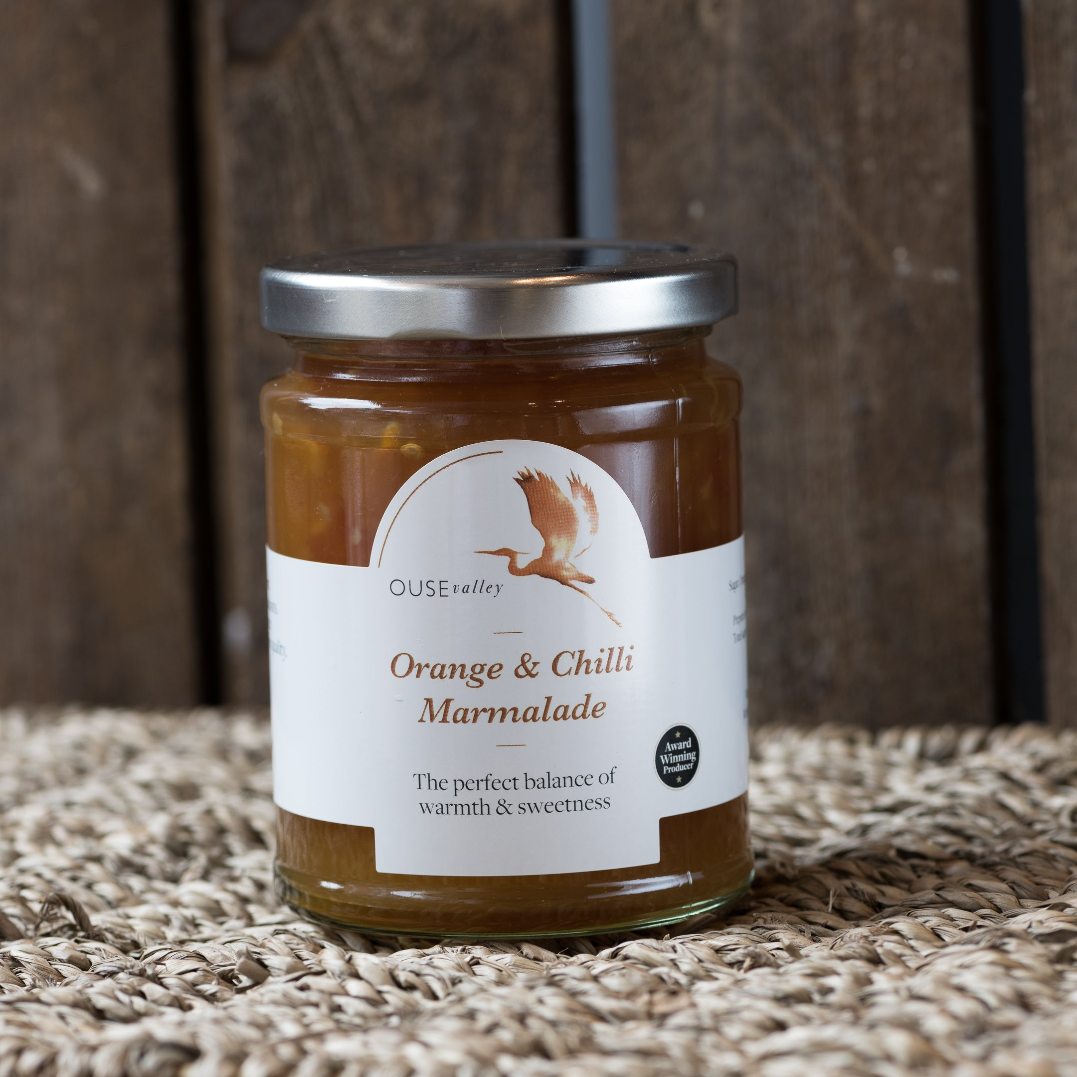 Orange & Chilli Marmalade 340g