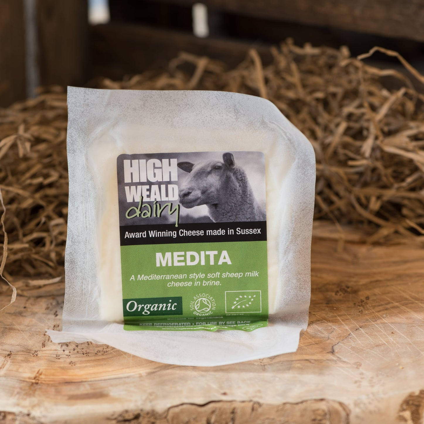 Medita (FETA) Organic Sheep