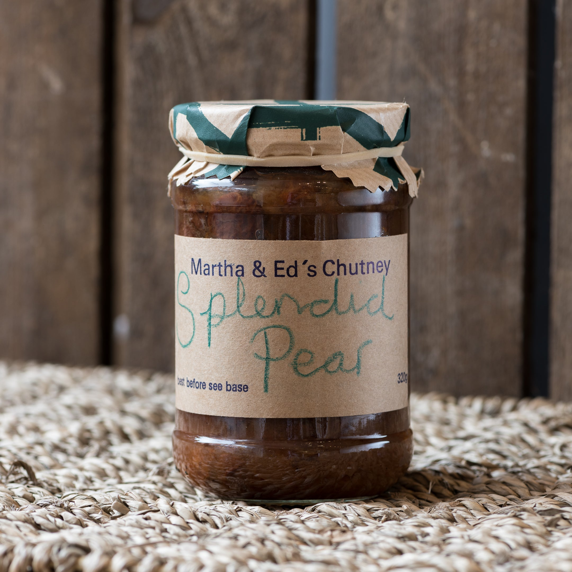 Splendid Pear Chutney
