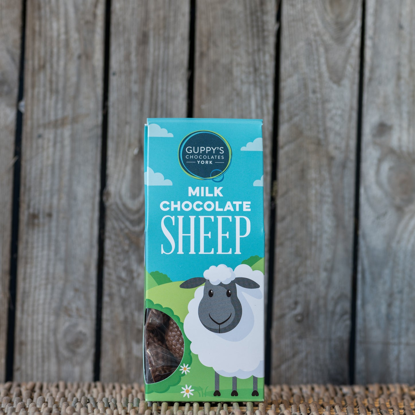 Sheep Milk Choc