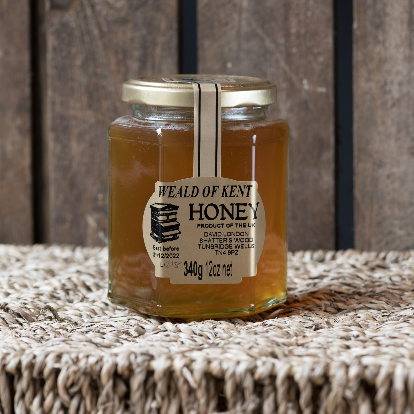 Weald of Kent Honey 12oz