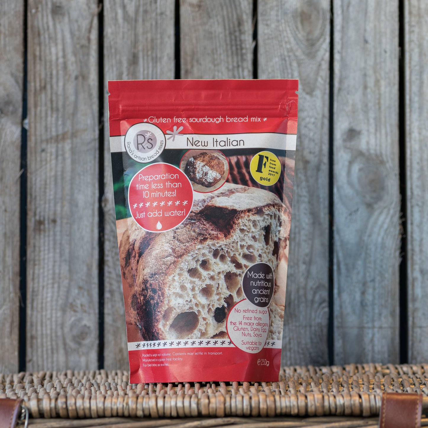 New Italian Sourdough Bread Mix