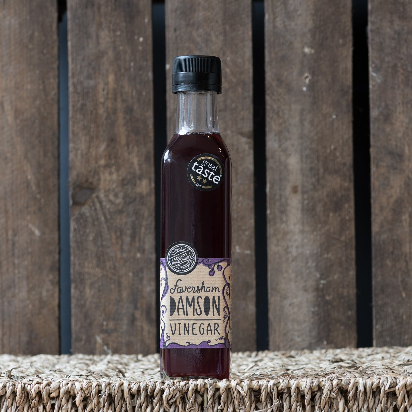Damson Vinegar