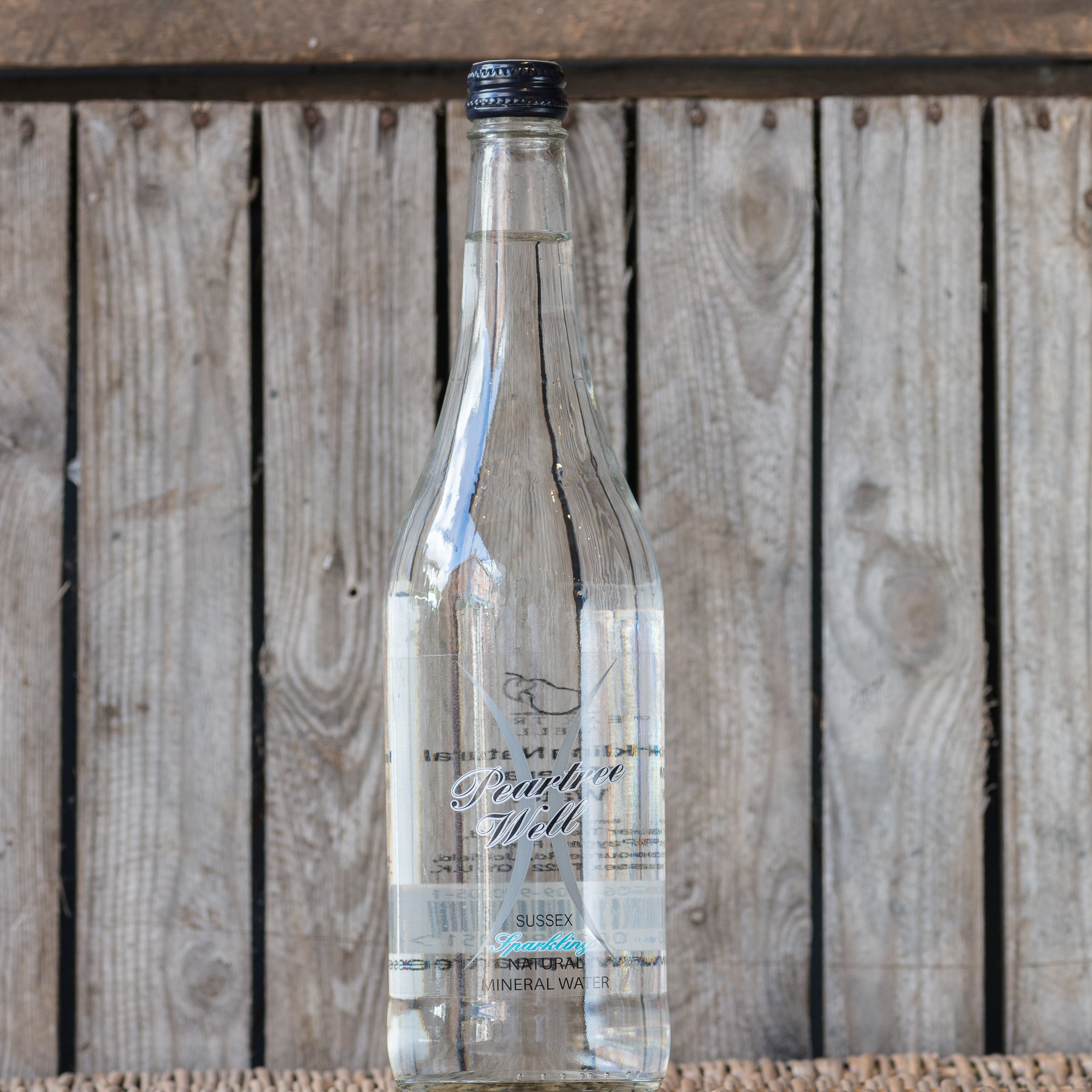 Mineral Water Sparkling 750ml