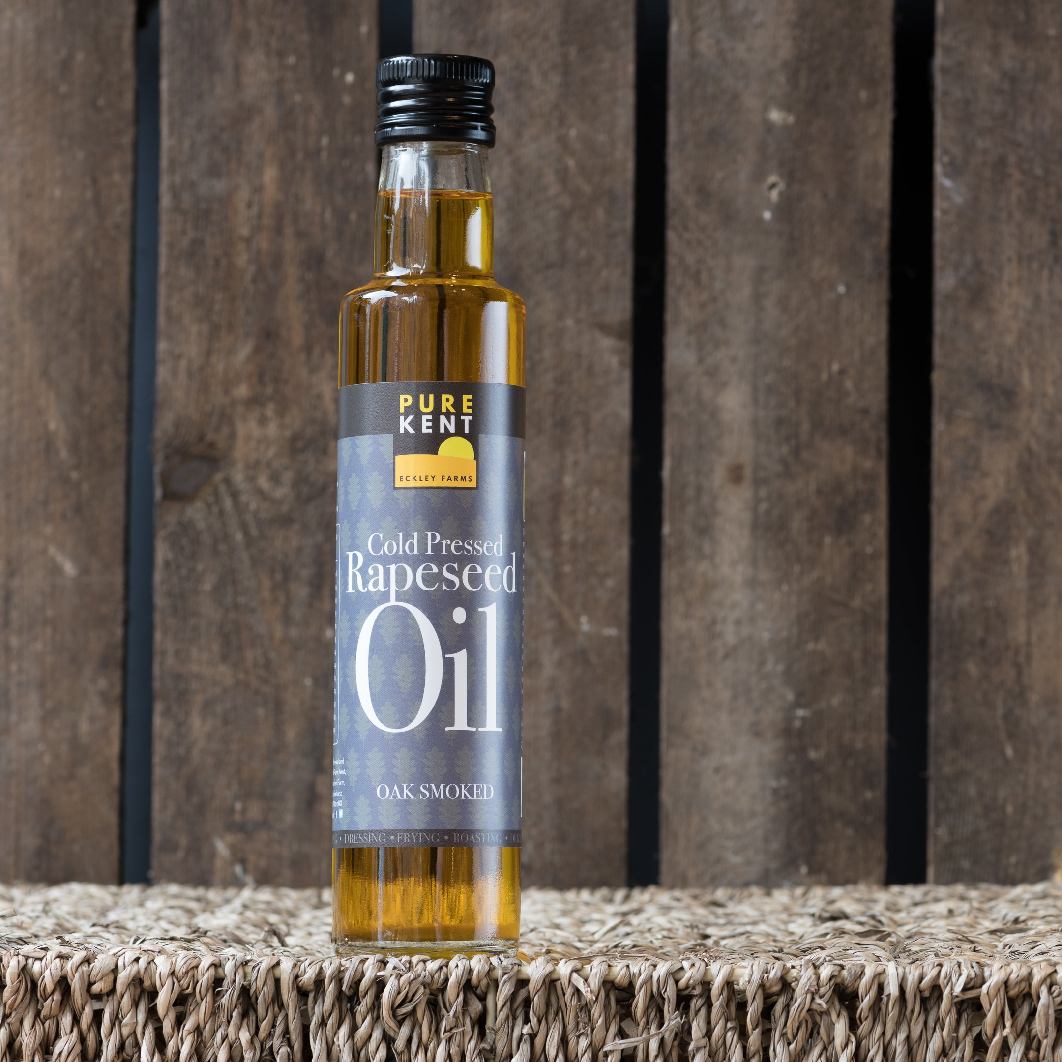 Oak smoked oil 250mls