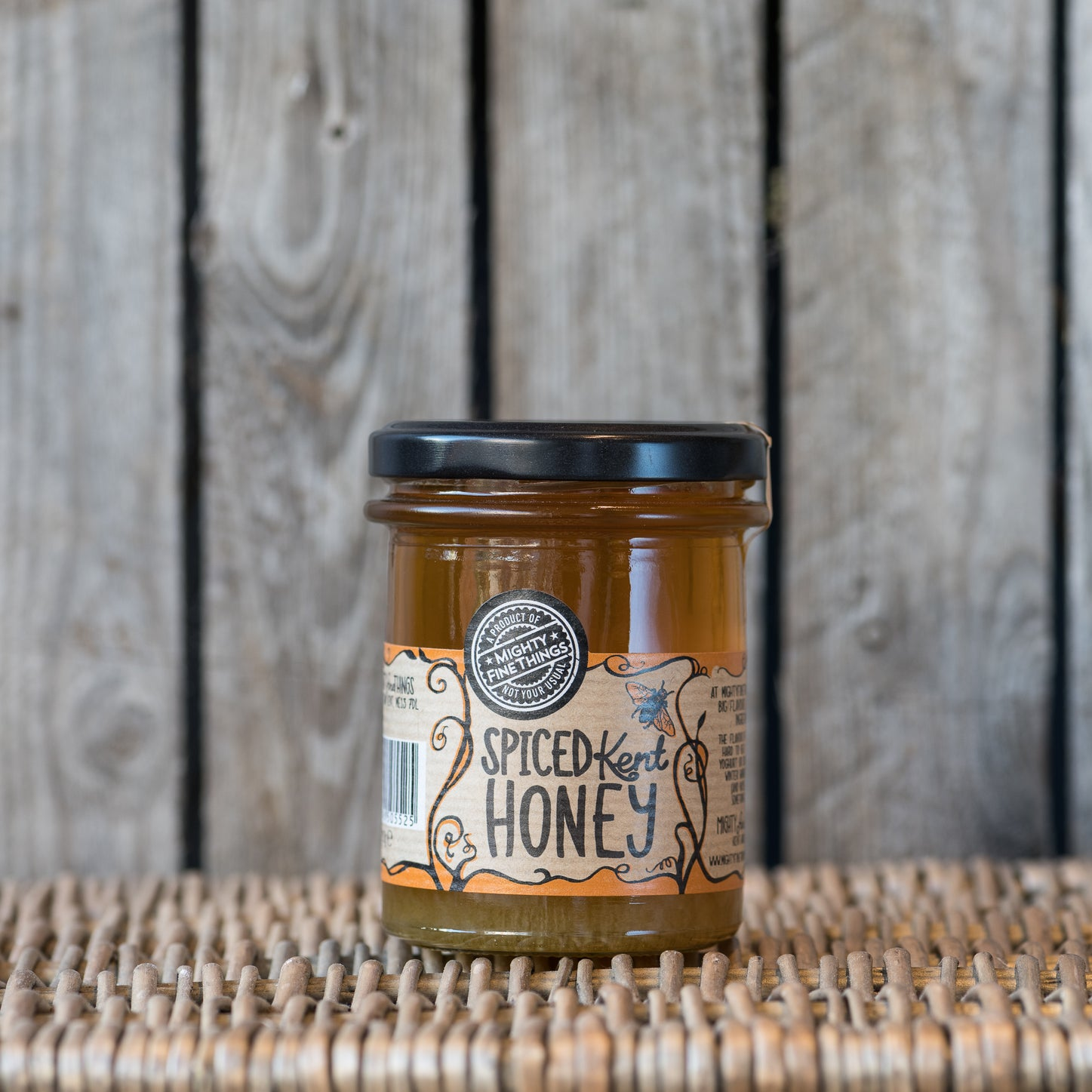 Spiced Kent Honey