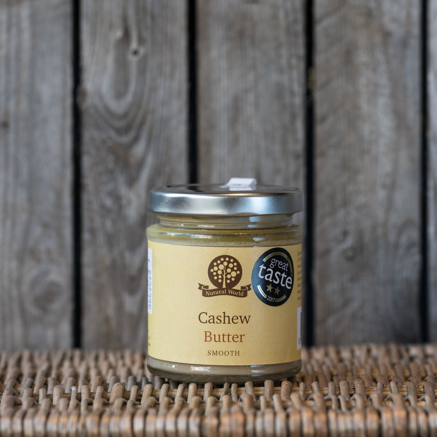 Cashew Nut Butter - Smooth