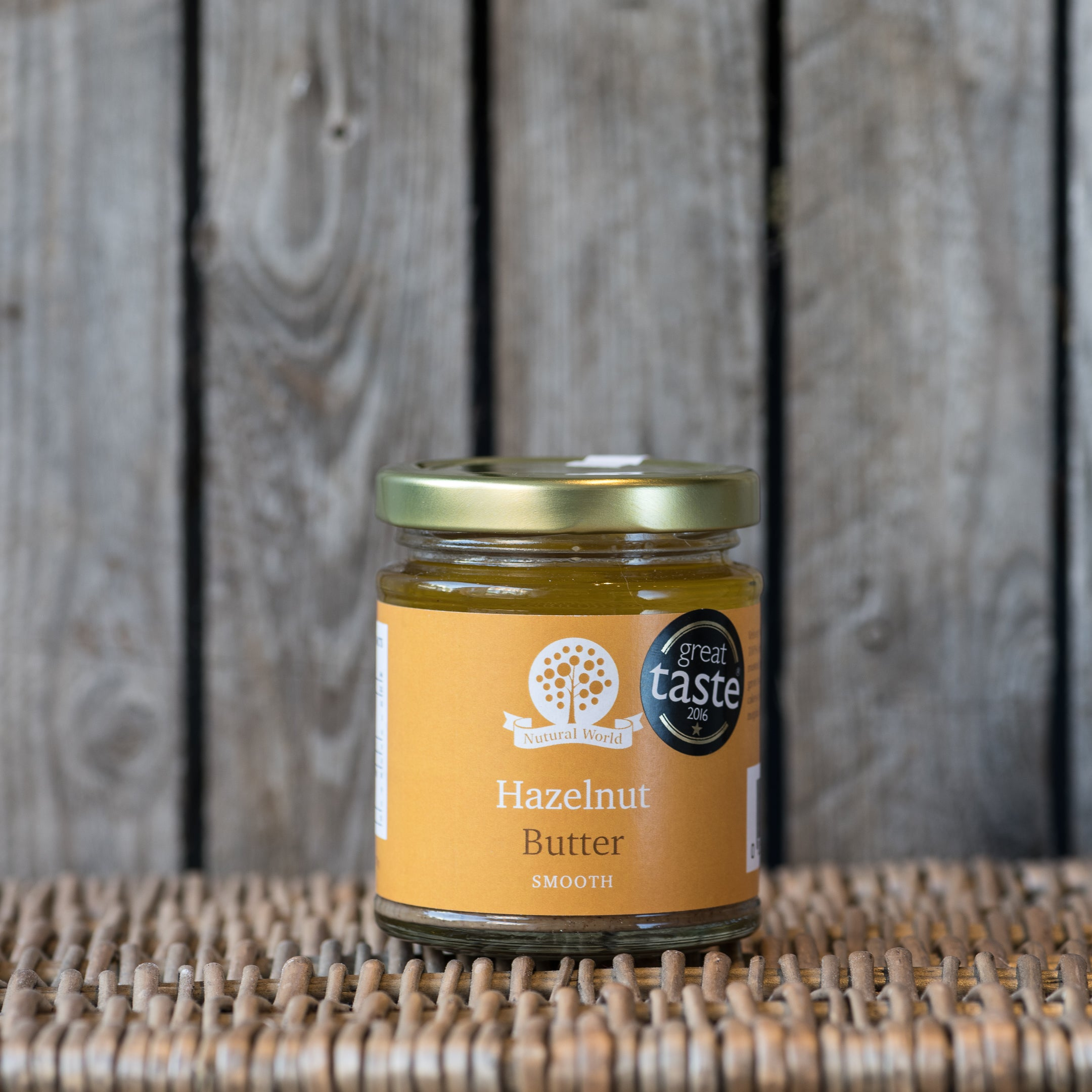 Hazelnut Butter - Smooth