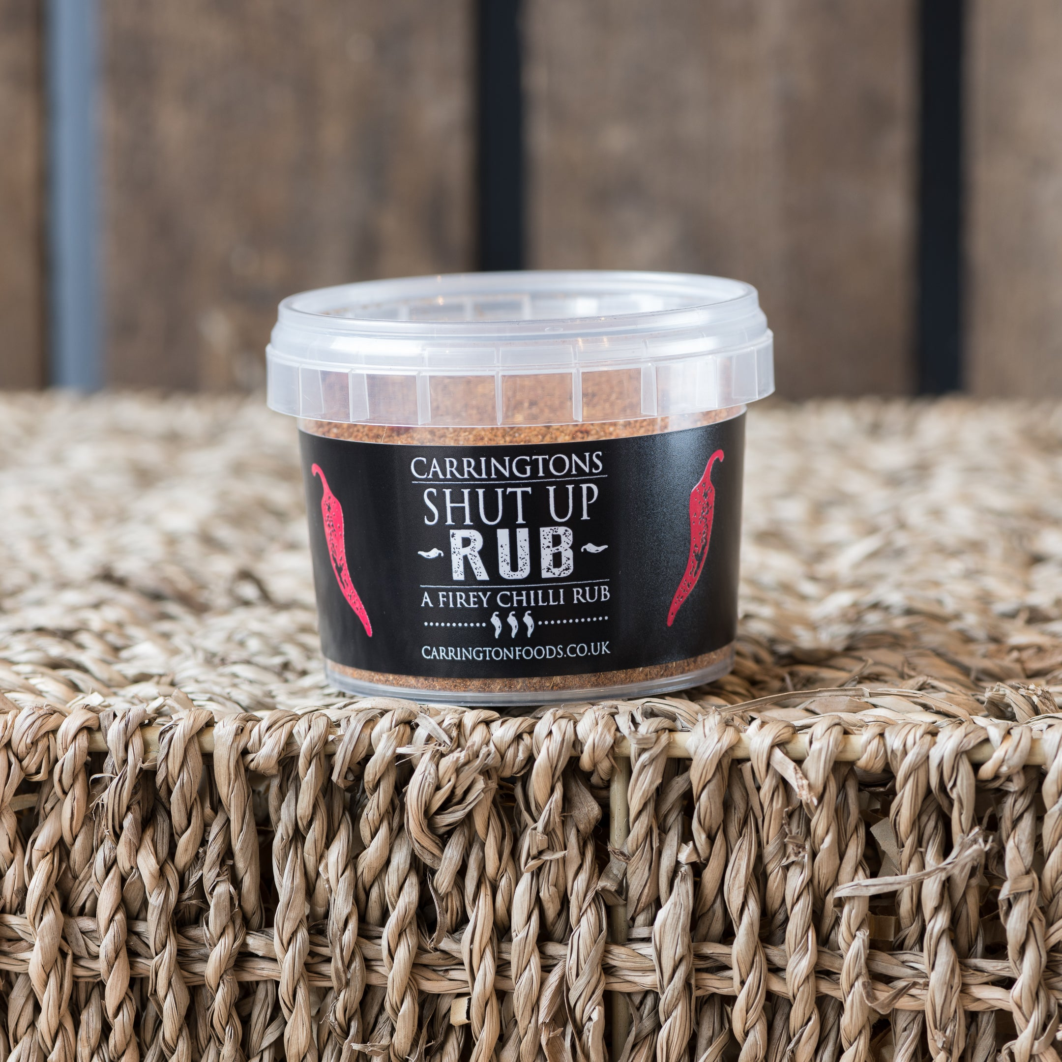Shut Up Chup Rub 50g