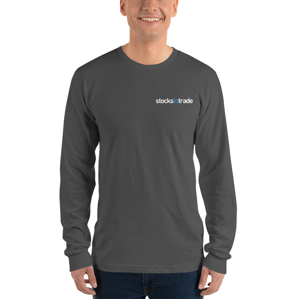 Stockstotrade - Long sleeve t-shirt