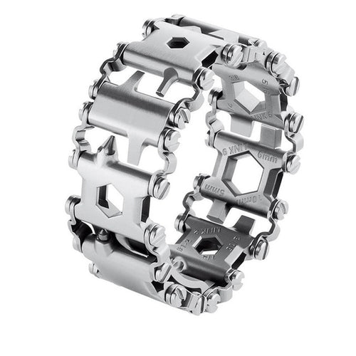 29-In-1 Stainless Steel Multifunctional Tools Bracelet™