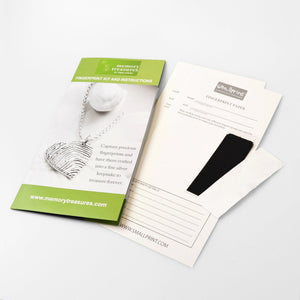 Fingerprint Ink Kit - Sample Set-Memory Treasures UK
