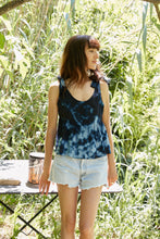 Top Louisette Bis Tie and dye