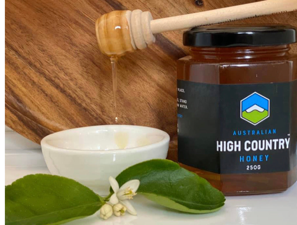 Australian High Country Honey