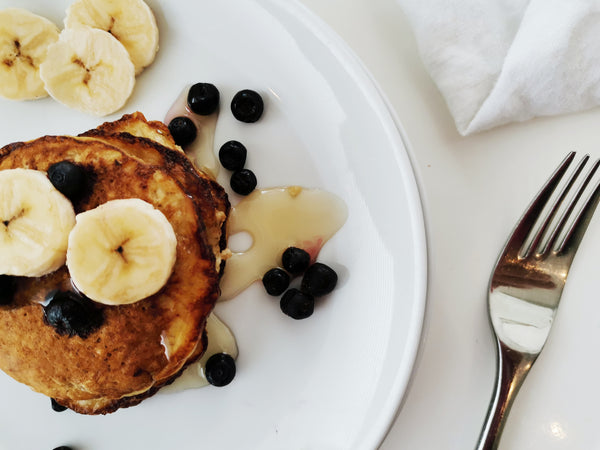 Beauty Boosting Recipe: Healthy Oat pancakes