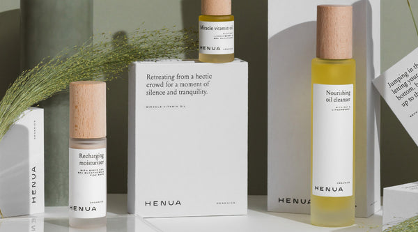Read what Henua users say about their skin before and after