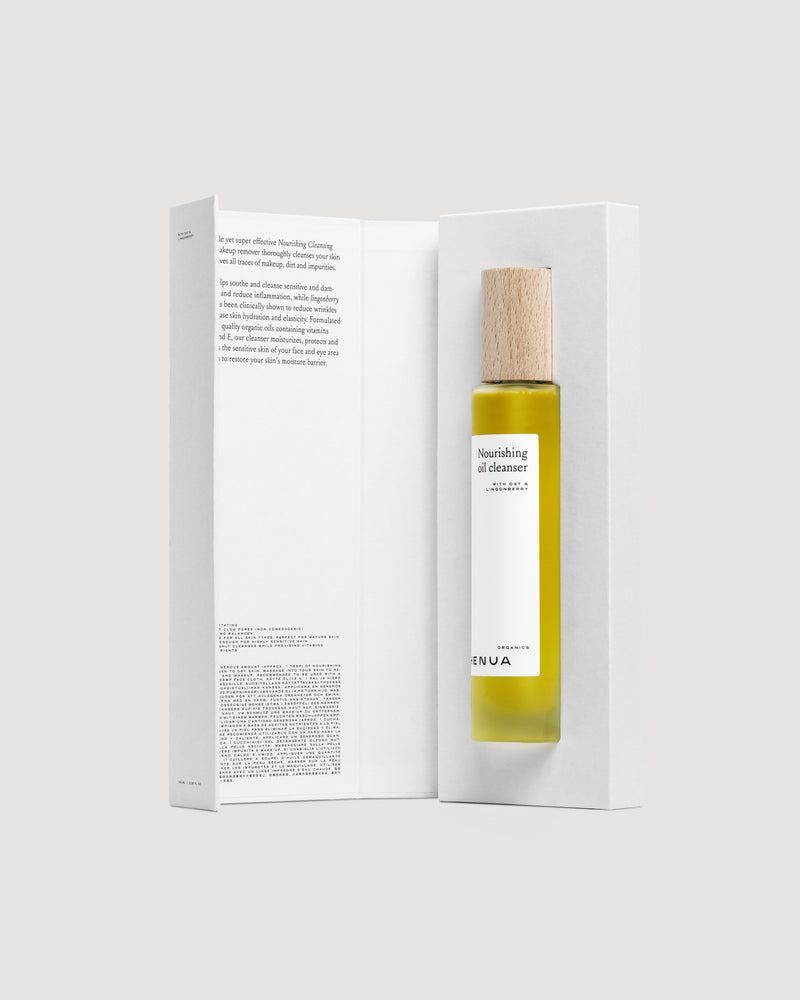 Nourishing Oil Cleanser Henua Organics