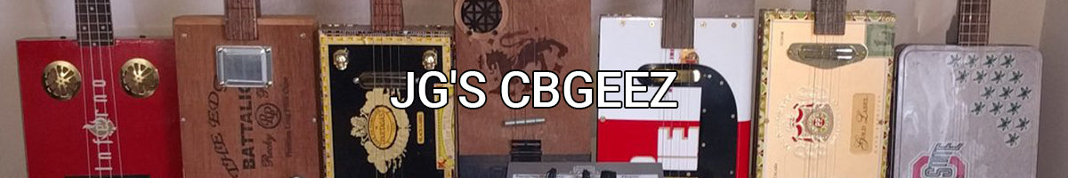 JGs CBGeez | MGB Featured Builder