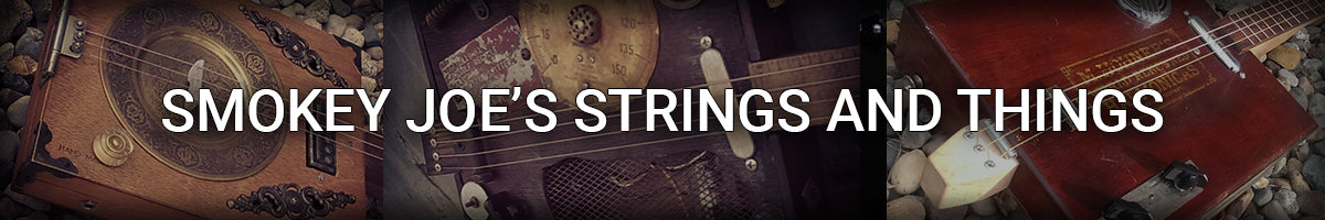 Smokey Joe's Strings and Things | MGB Featured Builder