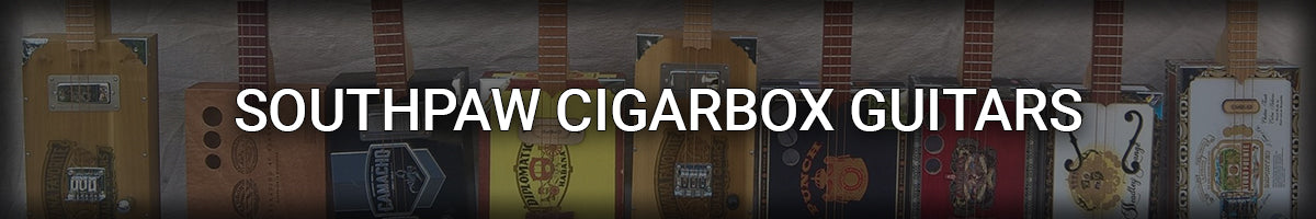Southpaw Cigarbox Guitars | MGB Featured Builder