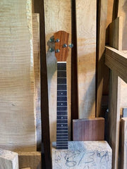 Zippy 3 String Neck | 20 Inch Scale