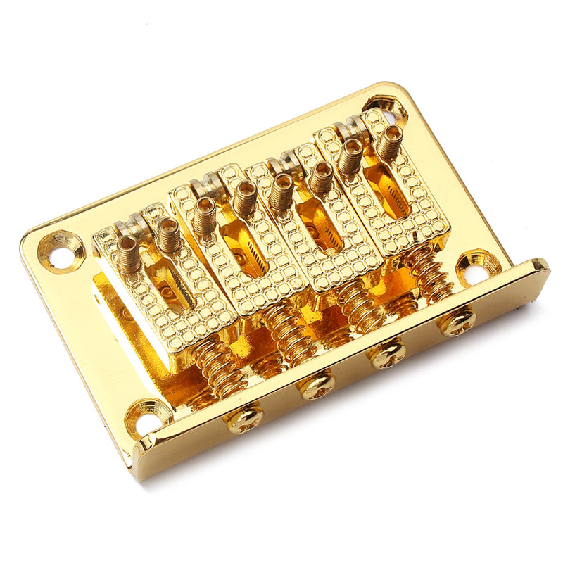 4-String Roller Bridge | Gold
