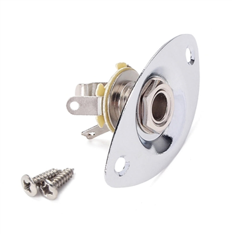 Eliptical Radius Jack | Chrome