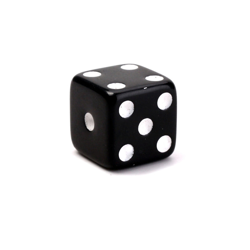 Black Dice Knobs 3 Pack