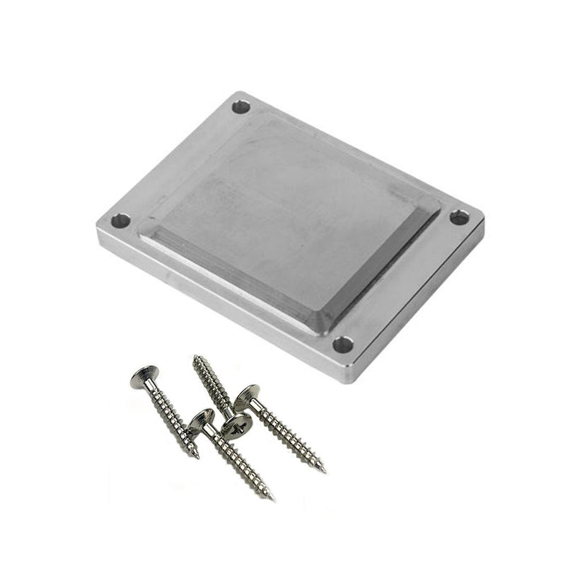 MGB Mini Box Bucker Aluminum CNC Cover | 3/4 String