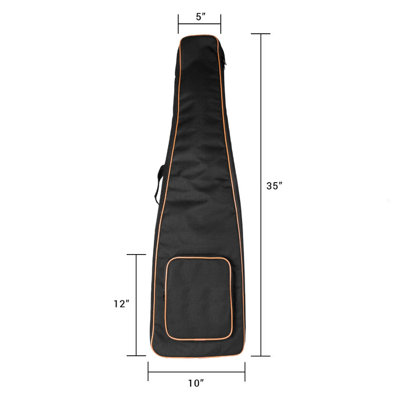 Cigar Box Guitar Gig Bag | Large Plain