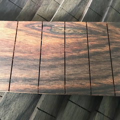 Rosewood Slotted Finger Fret Board | 25.5