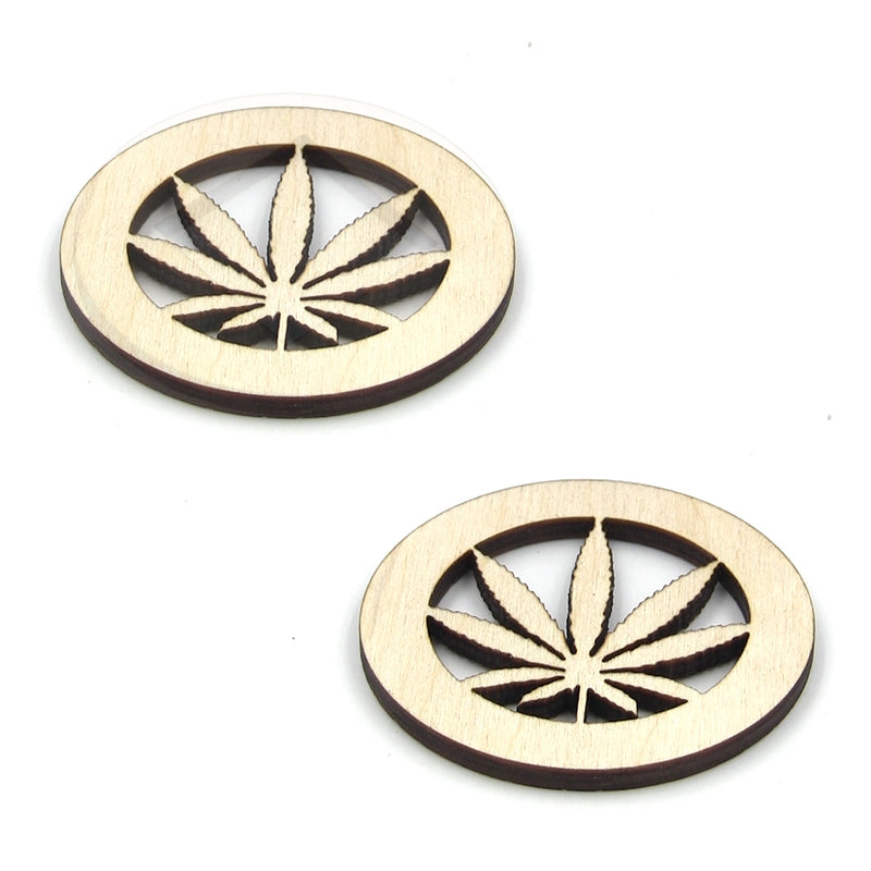 "MGB 1-1/2"" Plant Wood Sound Hole 