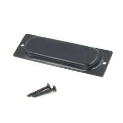 MGB Seven Fitty Screamin Pickup Aluminum Stamped Black Cover | 3/4/6 String