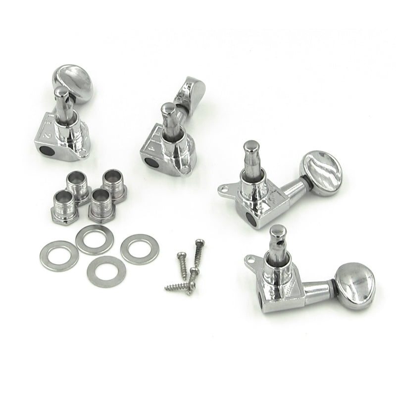 MGB Ukulele Chrome Tuner Set of 4