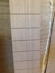 MGB Cherry Slotted Fretboard | 25.5
