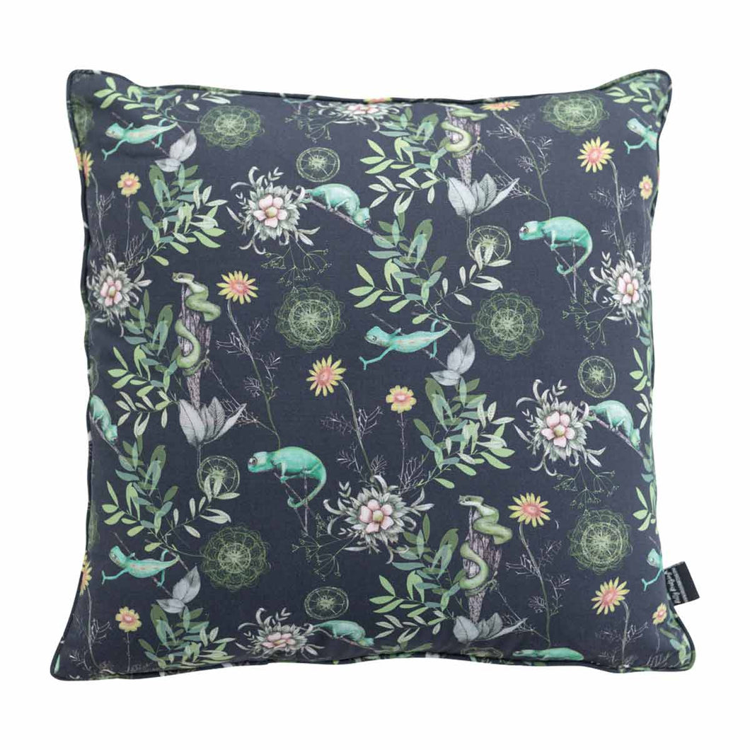 Cushion Cover (50 cm x 50 cm) - Chameleon