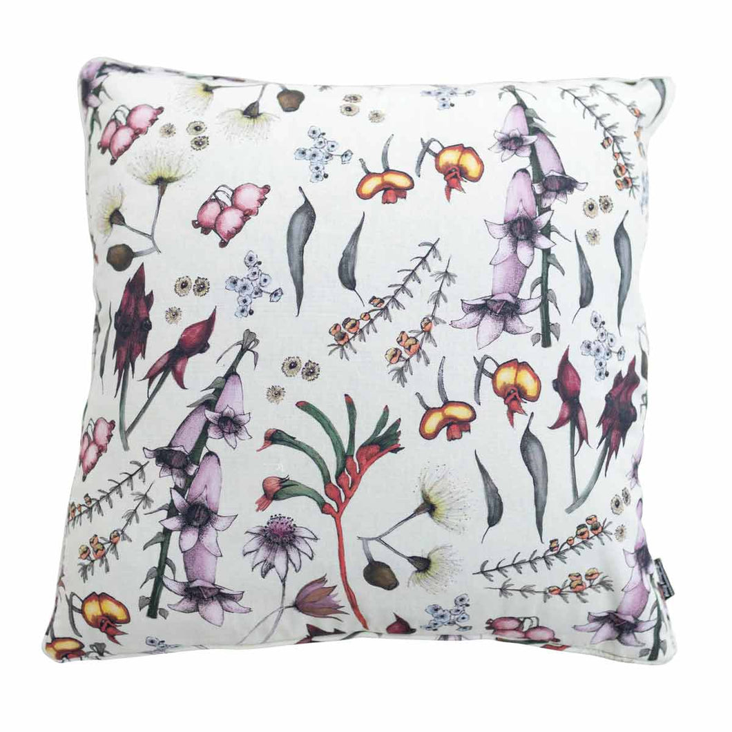 Cushion Cover (50 cm x 50 cm) - Wildflower