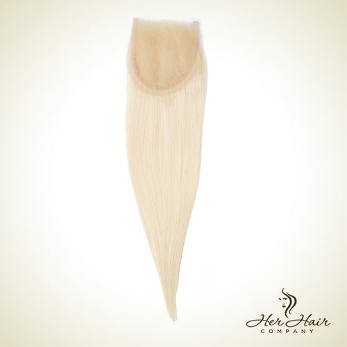 Eurasian Straight 14″ Lace Closure - EURASIAN EXCLUSIVE