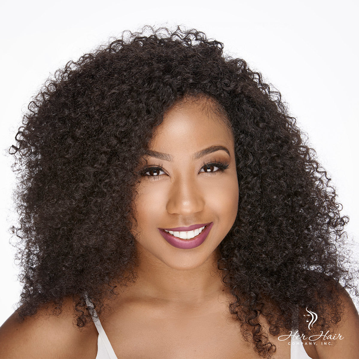 Brazilian Kinky Curly Hair (1 Bundle)