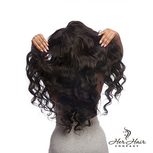 Brazilian Body Wave Hair 4 Bundle Deal