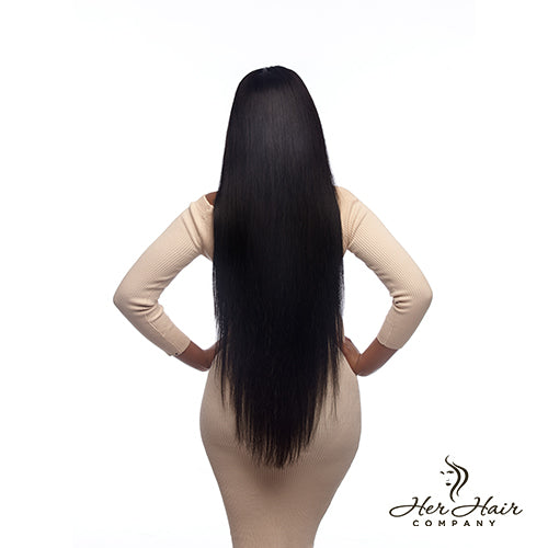 Brazilian Straight Lace Closure 14""
