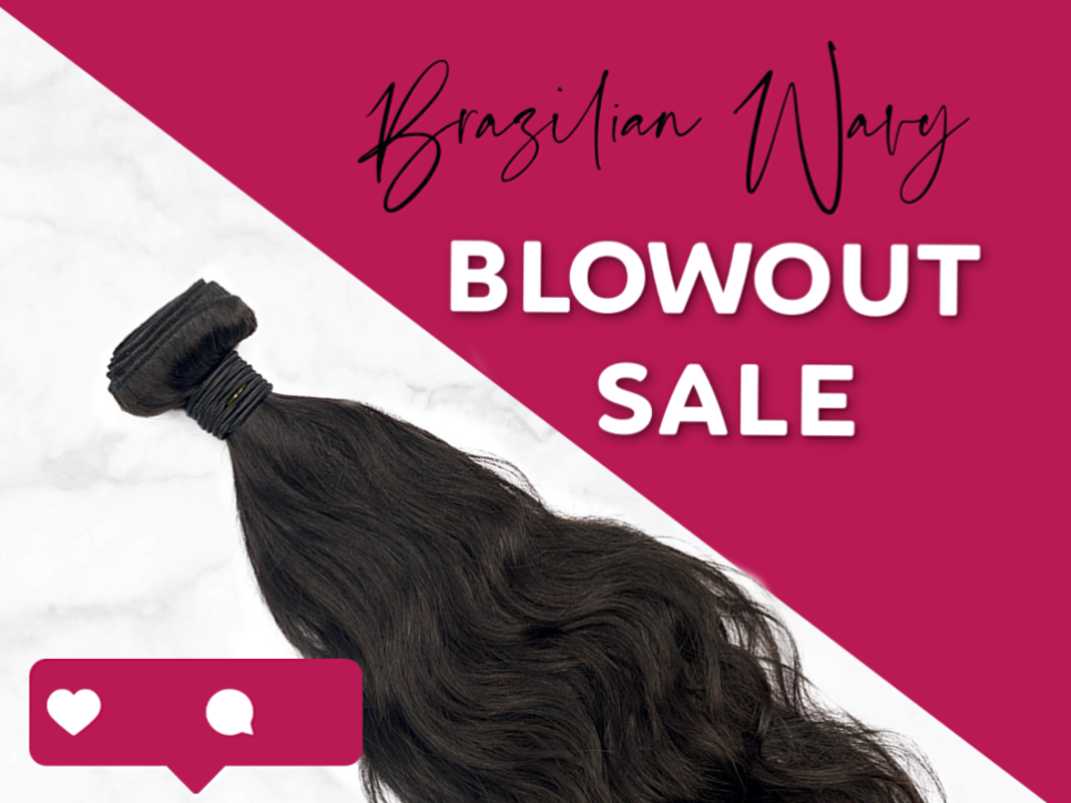 Brazilian Blowout Wavy Hair