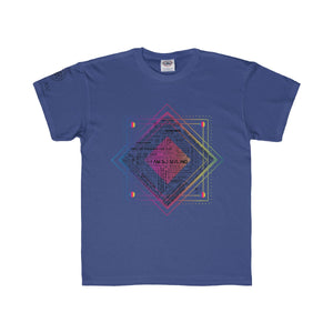 Comfort and Peace Kids Regular Fit Tee