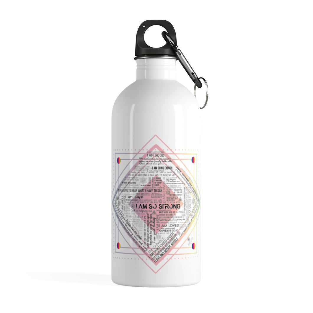 Anxiety Relief Water Bottle